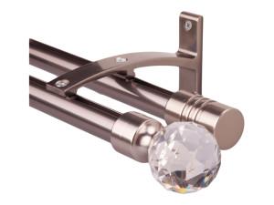 Alüminyum-Dekoratif-ikili-Ray--Kristal-ELR2000