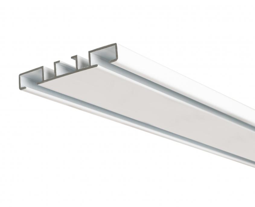 ELR 58 Double Rail /White
